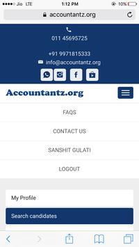 Accountantz.org apk screenshot