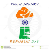 Republic Day 2018 (गणतंत्र दिवस 2018) Hindi SMS icon