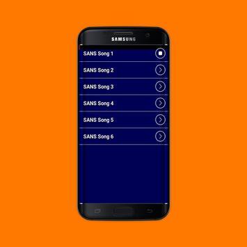 Sans Ringtones apk screenshot