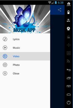Shakira - Perro Fiel Letras y Musica apk screenshot