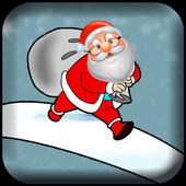 Happy Santa Run icon