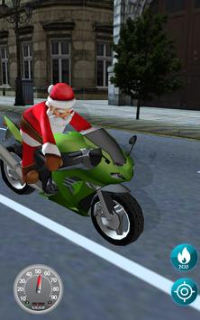 Santa bike Rush screenshot 3