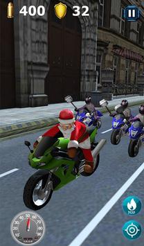 Santa bike Rush screenshot 7