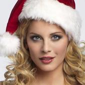 Santa Hot & Sexy Cristmas Girl Live Wallpaper icon