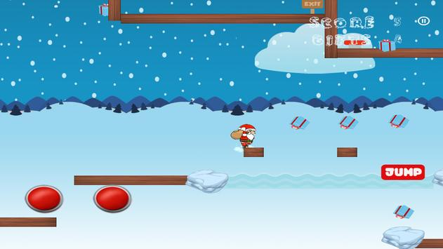 Santa Park – Running Game screenshot 2