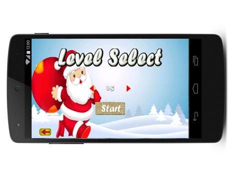 Christmas Santa Running apk screenshot