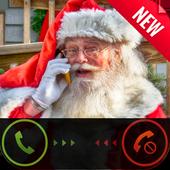 Santa Claus Calling - Prank icon