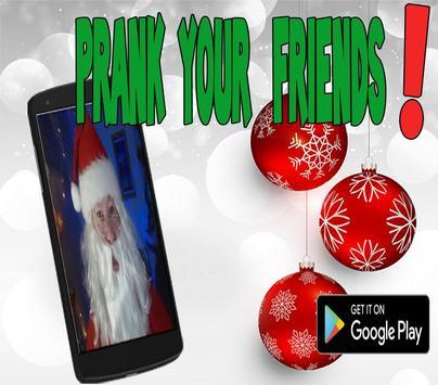 Santa Claus Fake Call FREE prank apk screenshot
