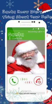 A Call From Santa Claus! poster