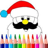 Santa Claus Coloring Pages icon