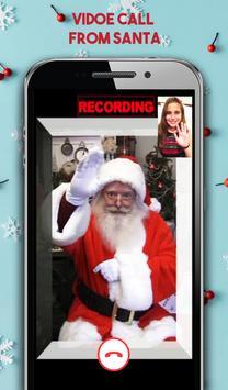 Video Call From Santa screenshot 4
