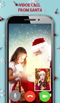 Video Call From Santa screenshot 3