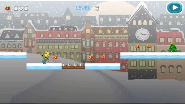 Santa Claus Vs Zombies & Slug apk screenshot