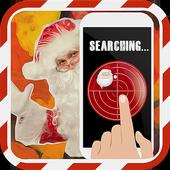 A Santa Tracker - Prank icon