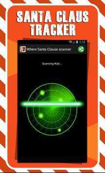 A Santa Tracker - Prank poster