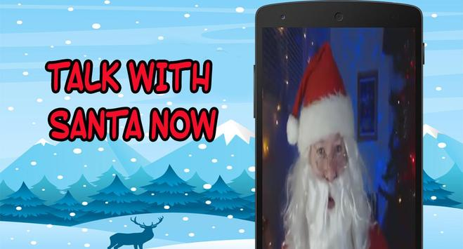Santa Claus Fake Call  prank FREE screenshot 1