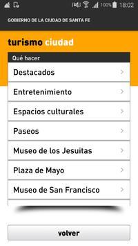 Turismo Santa Fe Ciudad screenshot 2