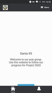 Santa 95 poster