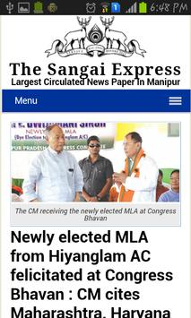 News Manipur - All Imphal News apk screenshot
