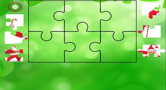 Santa Jigsaw Puzzle poster