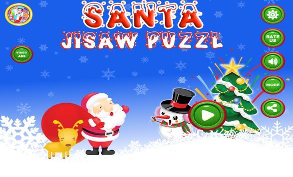 Santa Jigsaw Puzzle screenshot 3