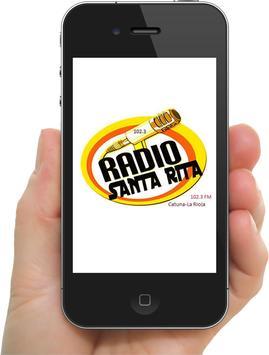 FM Santa Rita 102.3 poster