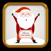 Santa claus cartoon game  🌟 ⛄ icon
