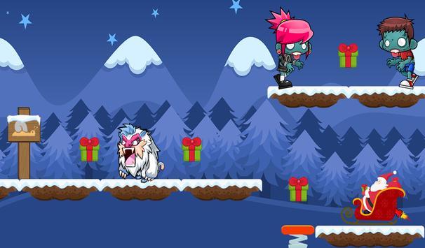 Santa claus cartoon game  🌟 ⛄ screenshot 16