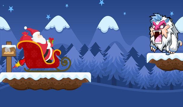 Santa claus cartoon game  🌟 ⛄ screenshot 21