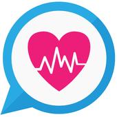 إختبر حالتك الصحية - جديد icon