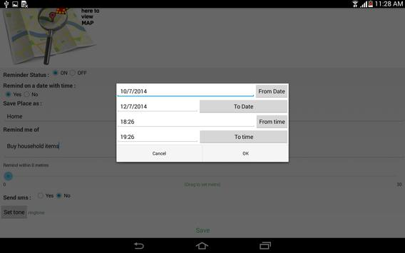 Location Reminder screenshot 12