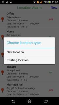 Location Reminder screenshot 1