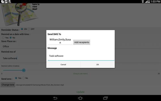 Location Reminder screenshot 21