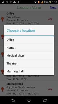 Location Reminder screenshot 2