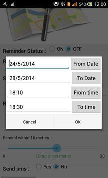 Location Reminder screenshot 4