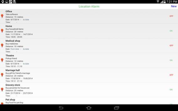Location Reminder screenshot 8