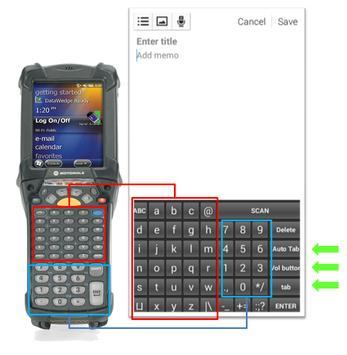 MC9190 apk screenshot