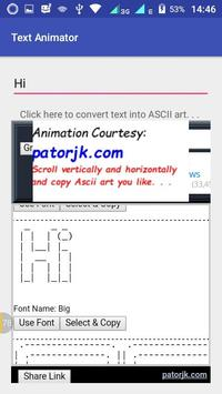 Text to ASCII art -patorjk com for Android - APK Download