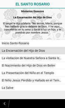 El Santo Rosario постер