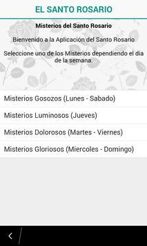 El Santo Rosario скриншот 1