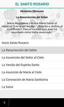 El Santo Rosario скриншот 3
