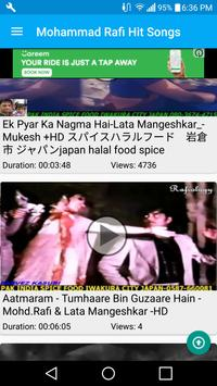 Mohammad Rafi Old Hindi Songs poster