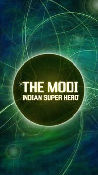 The Modi - Indian Superhero poster