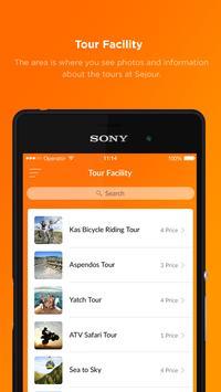 Sejour Mobile apk screenshot