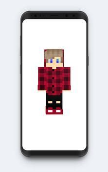 Zpekeno Skin For MCPE For Android APK Download - Skins para minecraft zpekeno