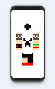 Zpekeno Skin For MCPE For Android APK Download - Skins para minecraft pe de rock