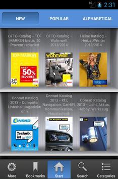 Kataloge App - KaufNavigator poster