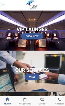 Sas - VIP LAUNGE poster