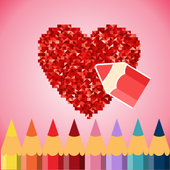 Doodle Art Coloring Book Free icon