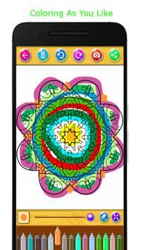 Doodle Art Coloring Book Free screenshot 3